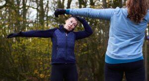Sporten met Stijntje Bruijn IJburg