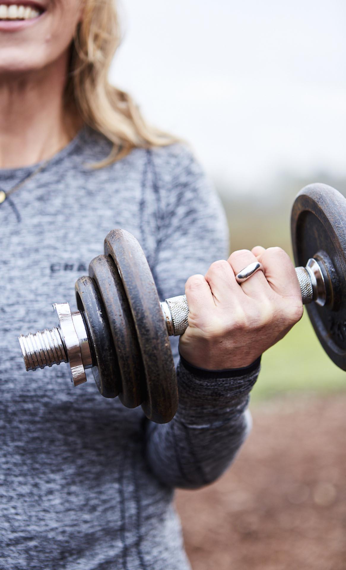 Buiten sporten met Stijntje Bruijn Personal Training