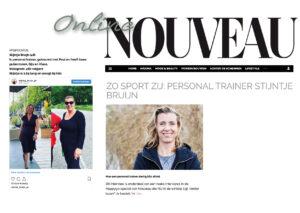 Personal trainer Stijntje Bruijn van IJburg, hoe werd ik een personal trainer